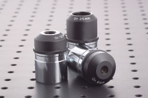 Telescope instrument eyepieces mounted lenses lenses comar